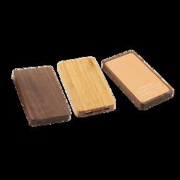 wooden power bank dubai